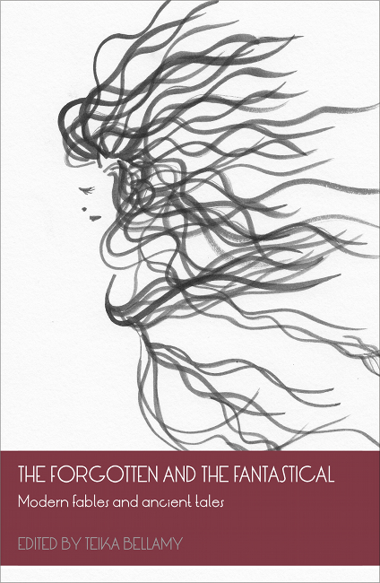 The Forgotten and the Fantastical 2015 book cover